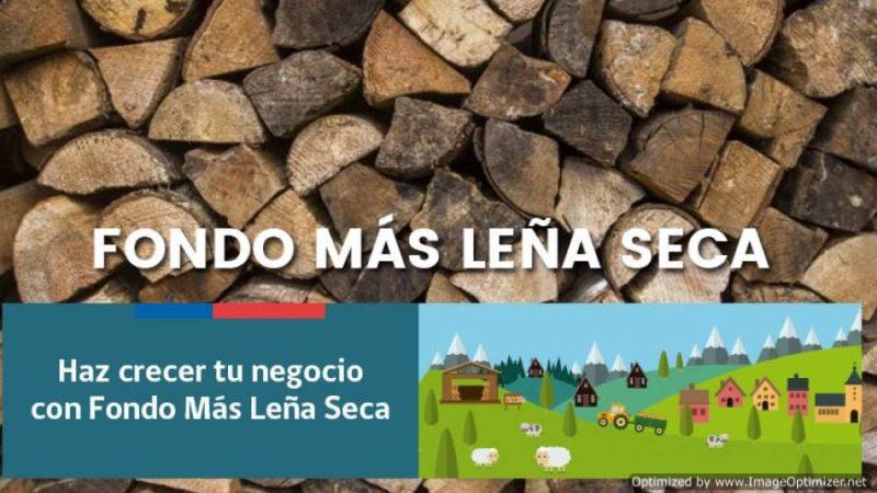 Fondo Más Leña Seca