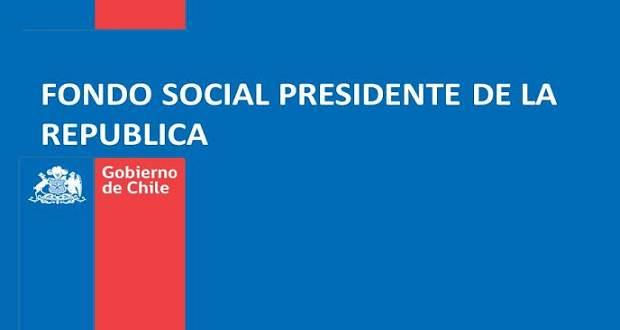Fondo Social Presidenta de la República